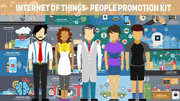 Internet of Things-People Promotion Kit