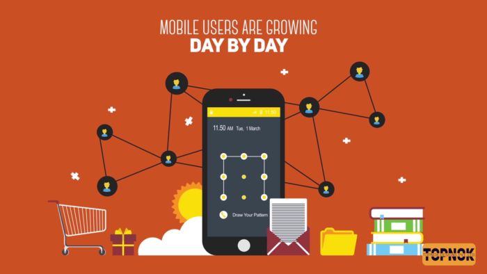 Mobile App Development Service Promo- TeamX