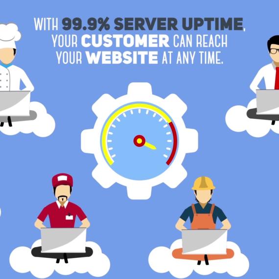 Hosting Service Promo- TeamX